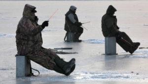 зимой на самодур
