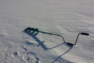 Отчёт о рыбалке в декабре. Седанка.