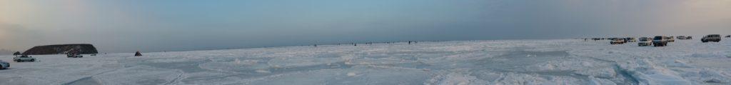 Отчёт о рыбалке в январе 2017. Седанка.