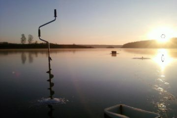 Открытие сезона твердой воды! В бухте Полонка.